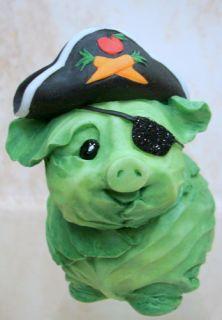 Ένας πειρατής από λάχανο...