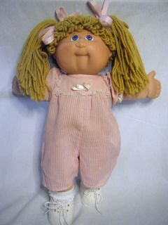 CABBAGE PATCH KIDS DOLL 2008 25th ANNIVERSARY 16 NICE DOLL