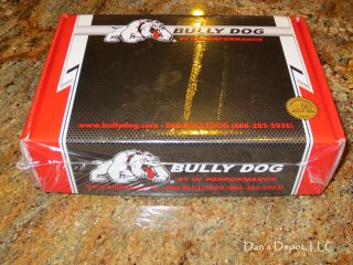 new★ Bully Dog Ford 7 3L Diesel Performance Chip 4 Bank 6