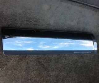 93 94 95 96 CADILLAC FLEETWOOD DRIVERS SIDE FRONT DOOR ROCKER TRIM EXC