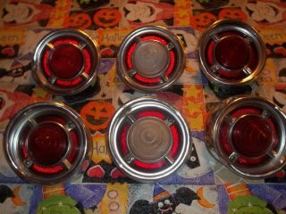 Vintage Round Tail Lights on PopScreen