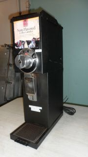 HEAVY DUTY COMMERCIAL BUNN ESPRESSO COFFEE BEAN GRINDER WITH