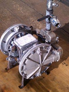 """Sandpiper Diaphragm Pump Model ST1 A 1"""" x 1"""""""