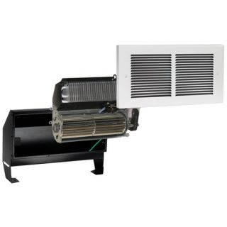 Cadet 120V Register Plus Fan Forced Wall Heater in White RMC151W