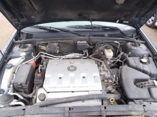 00 02 CADILLAC SEVILLE DEVILLE ELDORADO Engine Motor 4 6L VIN Y V8