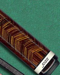 Joss Custom Pool Cue with Case New