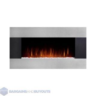 Burley Uppingham Wall Mounted Electric Fireplace