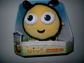 Disney Junior The Hive Buzzbee Busby 16cms soft plush toy Brand New in