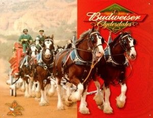 Budweiser Holiday Christmas Stein Lot Clydesdales 1980 CS19 1985 1988
