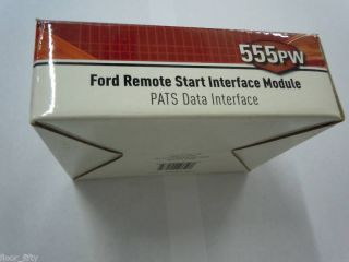Ford Pats Immobilizer Bypass Module on PopScreen