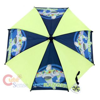 Toy Story Buzz Lightyear Kids Umbrella Sun Rain Snow
