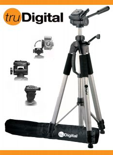 72 PROFESSIONAL HEAVY DUTY TRIPOD FOR CAMERAS and CAMCORDERS