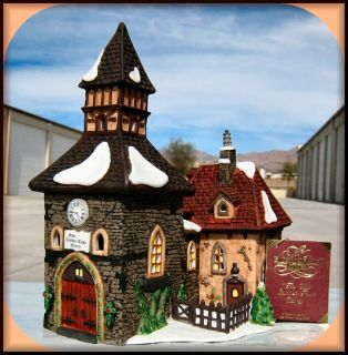 Olde Camden Town Church New Department Dept 56 Dickens Village D56 DV
