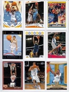 Marcus Camby Exquisite Rookie Set/Lot of 55 Diff