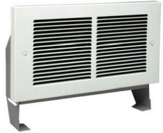 Cadet Mfg 63314 240V White Multi Watt Register Plus in Wall Heater w