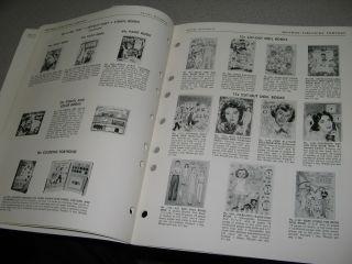 Whitman 1952 Catalog Tarzan Flash Gordon LGB BLB Paper Dolls Howdy