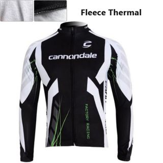 2013 Cycling Bicycle Bike Outdoor Thermal Fleece Long Sleeves Jersey