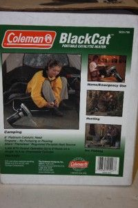 BlackCat Propane Catalytic Heater 5033 700 Camping Heater Indoor Use