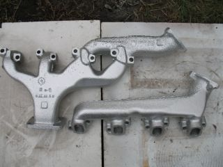 5L Turbo Diesel Exhaust Manifolds   6.5 GMC Chevy