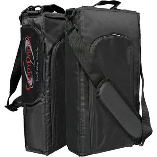 an image to enlarge caddy daddy golf 9 pack golf bag cooler black