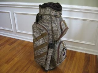 Callaway Camo Cart Bag Special Troops Edition Birdies for The Brave