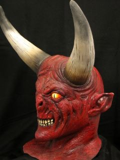 Cain Halloween Horror Latex Mask Prop New
