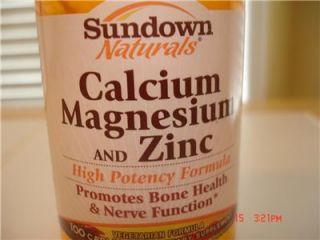 calcium magnesium citrat