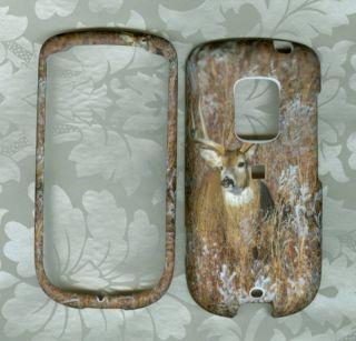 Camo Deer HTC Hero 6250 Sprint Phone Cover Hard Case