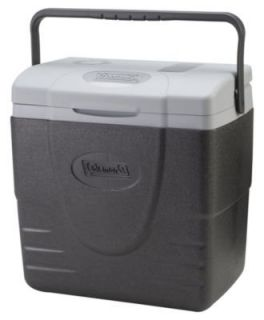16 Quart Tailgating Camping Power Chill Thermo Electric Cooler Chest