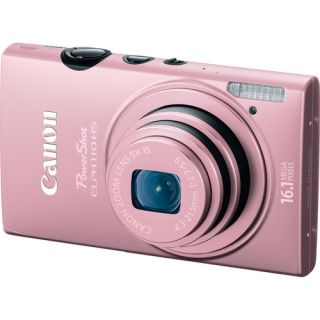 Canon PowerShot ELPH 110 HS Digital Camera Pink Brand New USA