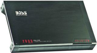 New Boss PH4500 4 CH 2000W Car Audio Amplifier Amp 4 Channel 2000 Watt