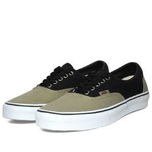 Vans Shoes Era Unisex Size 9M 10 5W Dune Black Brand New in Box