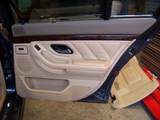 Rear Interior Door Panel BMW 740 95 96 97 98 99 00 01