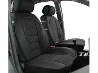 Pair of Front Car Seat Cover Cushion Compatible with Volkswagen 208 BK