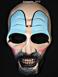 Paintball Airsoft BB Gun Costume Mask Captain Spaulding MA92