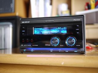 P710MD Car Double DIN CD MD  DSP EQ Stereo Player Equalizer