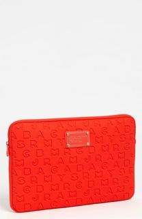 MARC BY MARC JACOBS Dreamy Logo Laptop Sleeve