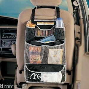 Jeep Baby Car Seat Back Organizer Brand New Fast Instant Shipping