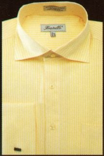Daniel Ellissa French Cuff Mens Dress Shirt FRV4902
