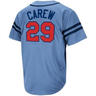 Rod Carew Minnesota Twins Heater Jersey 2XL Cooperstown Collection