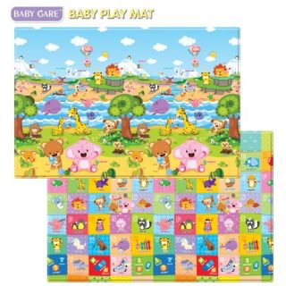 baby care play mat pingko friends large