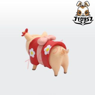 Capcom Figure Builder Piggy Vol 1 4 Keychain Monster Hunter Pig CC001E
