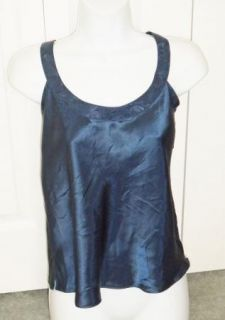 Lot of 4 Victorias Secret Satin Camisoles Sz M Sexy Cami Tops Silk