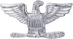 Colonel Captain Pin Navy Pin Army Pin Rank Insignia Pin Right