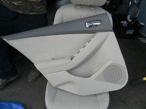 07 08 09 10 11 Altima Left Rear Interior Door Panel