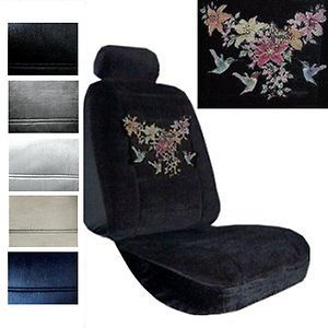 Seat Covers Car Truck SUV Hummingbirds Low Back PP 5