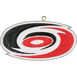 carolina hurricanes 3d logo ornament
