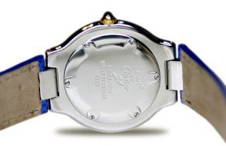 Cartier Must de 21 Two Tone 18K plated & Stainless Steel Wrist Watch