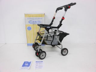 Graco Snugrider Infant Car Seat Stroller Frame 6001BCL1