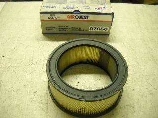 Carquest 87050 Air Filter BRAND NEW